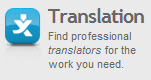 Search for translation companies